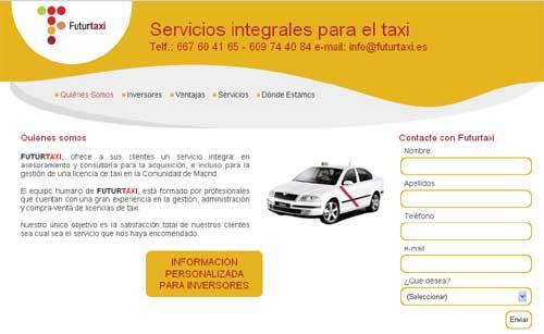 web futurtaxi