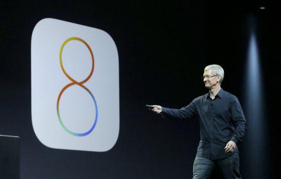 iOS8 presentación