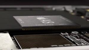 El nuevo SoC A8 de Apple, que equipa a los iPhone 6 y 6 Plus, un tanto decepcionante