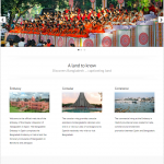 Diseño web para una embajada