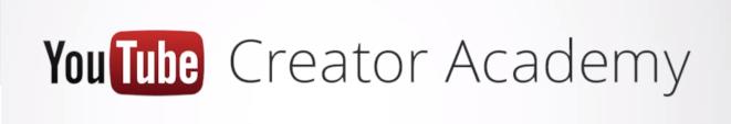 logo de la academia de creadores para youtubers