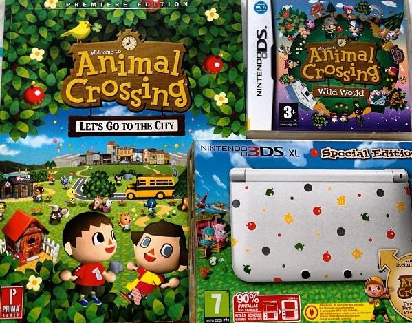 PEGI control parental vieojuegos Animal Crossing