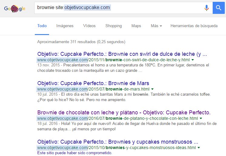 buscar en google - site - alma