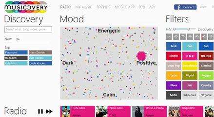 musicovery-esort- musica gratis