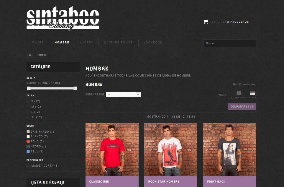 sintaboo-clothing-eSort-tienda-camisetas