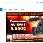 Desarrollo de la nueva tienda online de Broadcast Meditel