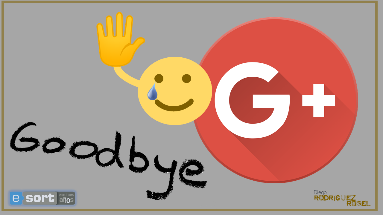 Adios Google Plus