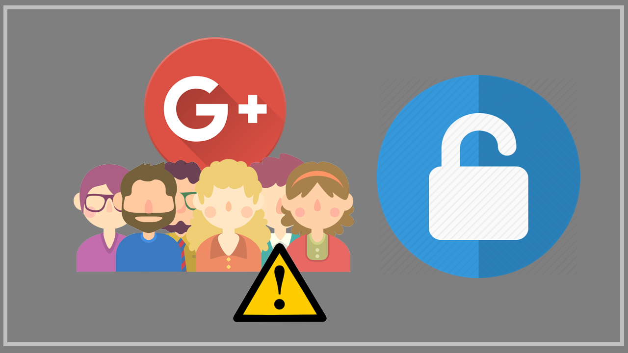 Fallo seguridad Google Plus