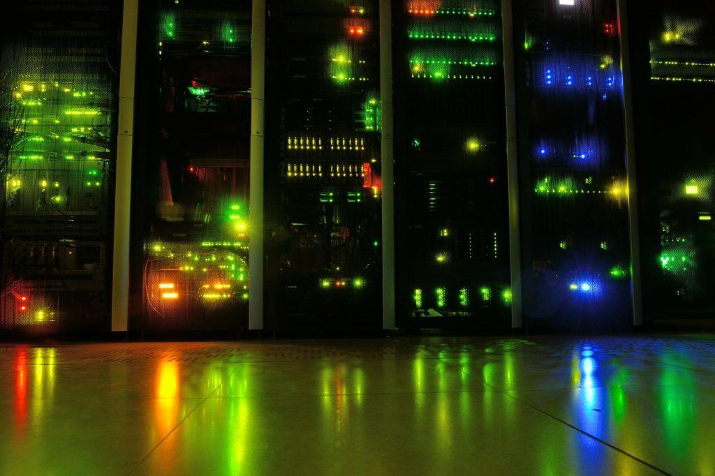 hosting en España, datacenter