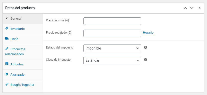 No aparecen los tipos de producto en WooCommerce (solución)