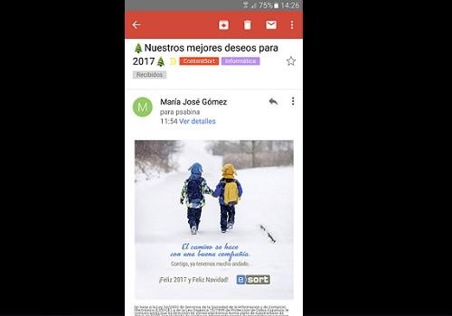 Diseño y envío de newsletters